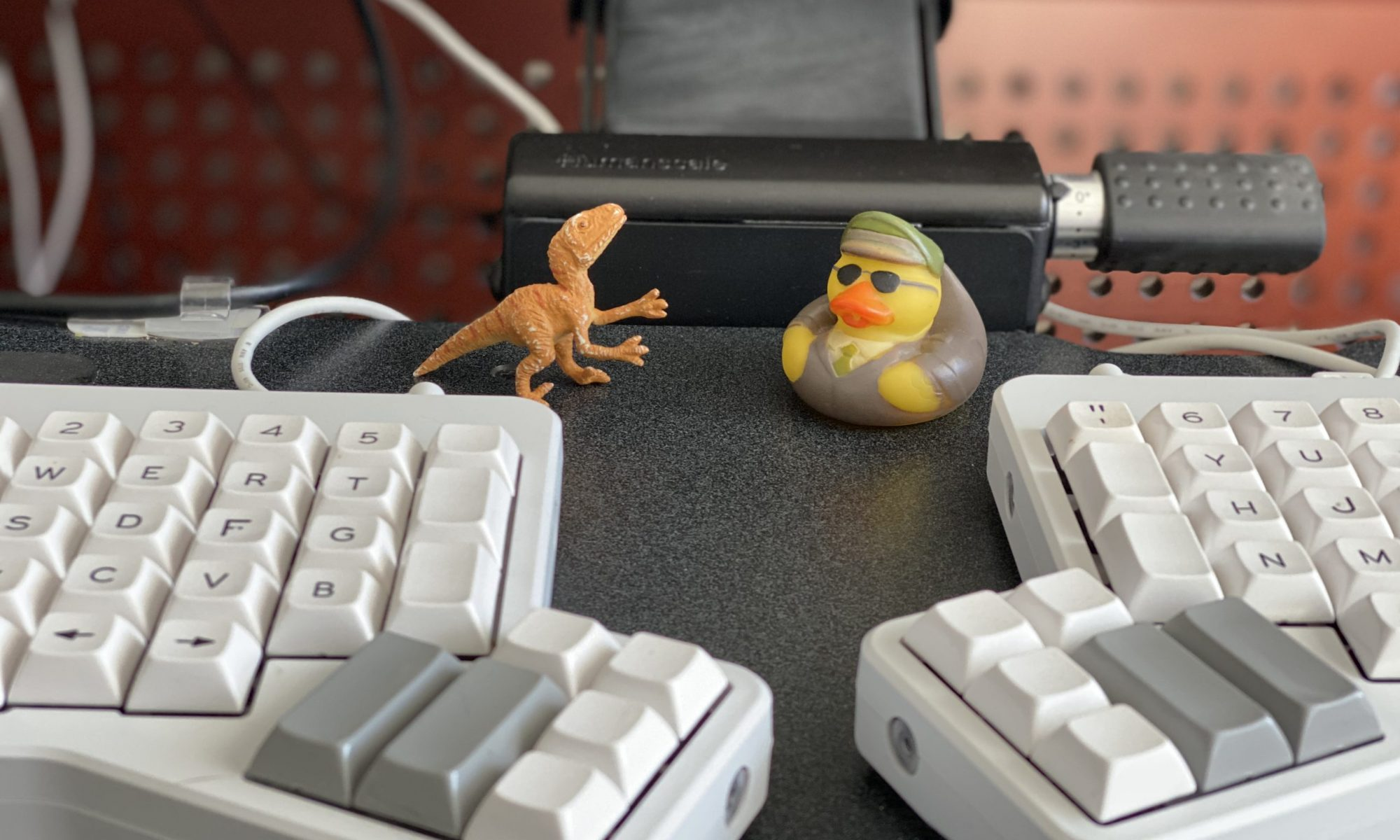 Rubber Duck Development
